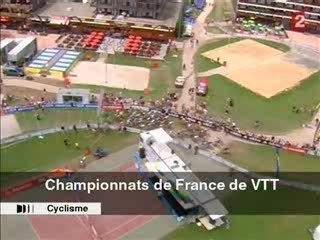 Championnat de france VTT 2006