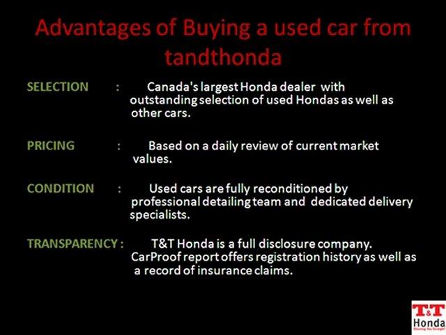 T & T Honda | Used Honda Cars, Car Dealers | Calgary Honda