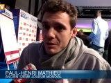 Tennis : Paul-Henri Mathieu de retour après 14 mois d'absence