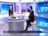 30 01 2012 - suppression de postes - France 3 Basse Normandie