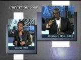 L'INVITE DU JOUR - Monseigneur Samuel KLEDA - Cameroun