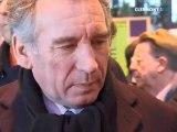 François Bayrou au Festival du Court Métrage (Clermont)