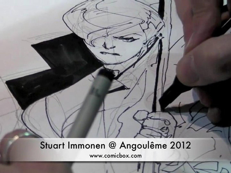 CB Live: Stuart Immonen