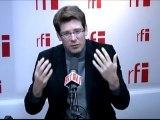 Pascal Canfin, député européen d'Europe Ecologie les Verts (EELV)