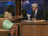 Michelle Obama on Jay Leno: The first lady tells all