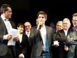 HERAULT - 2012 - Florian GUSTINIANI à l'honneur de l'agglo Hérault Méditerrannée