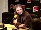 Thierry Escaich, invité de Musique matin le 01/02/2012