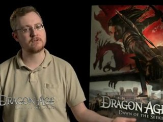 Dragon Age : Dawn of the Seeker de