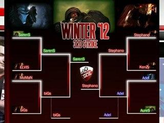 Demi-finale - SarenS vs biGs - match 5 - eOSL Winter'12