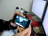 Imogen Studio Mister Robot-O & Seedonk Application iPhone Webcam Monitoring Linus Tech Tips