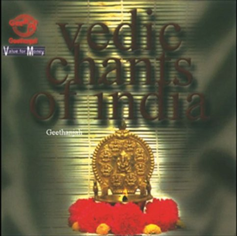 Vedic Chants of India Sanskrit