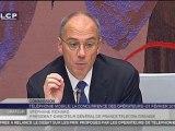 Audition de Stéphane Richard, PDG de France Télécom - Orange
