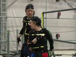 behind the scenes: Performance Capture Session de The Last of Us