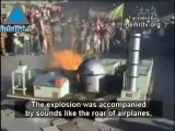 Hizbolá hace explotar una maqueta de la planta nuclear de Di