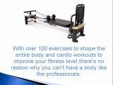 Pilates Reformer reviews - Stamina AeroPilates Pro XP 556