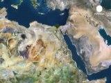Mısır'da futbola kan bulaştı onlarca ölü var