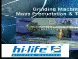HI-LIFE MACHINE TOOLS LIMITED : Manufacturer of centerless, internal grinding machine,
