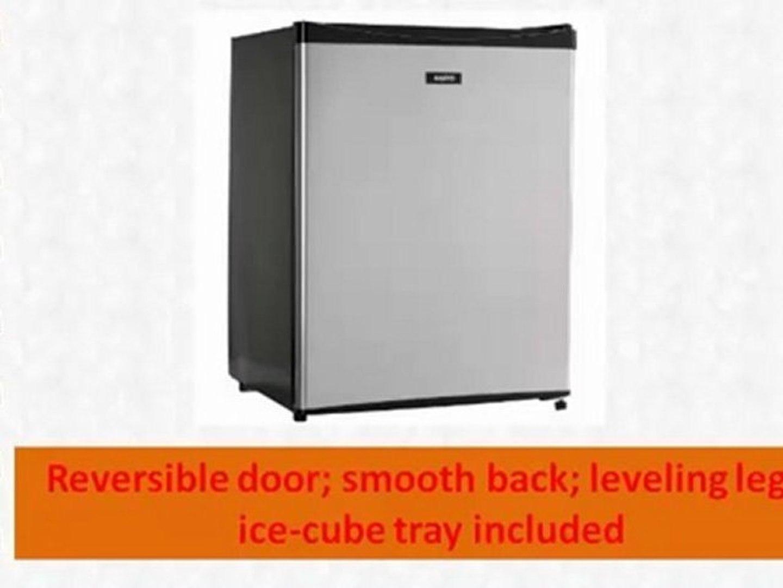 Lot of 1 Avanti 2.5 Cu Black Ft Midsize Compact Refrigerator