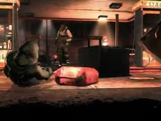 U.S.S. Characters Trailer de Resident Evil: Operation Raccoon City