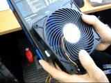 Silverstone AP121 Air Penetrator 120mm Air Cooling Fan Unboxing & First Look Linus Tech Tips