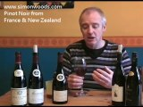 Simon Woods Wine Videos: Pinot Noir from France & New ...