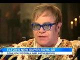 Elton John tells Madonna to 'lip-sync good'