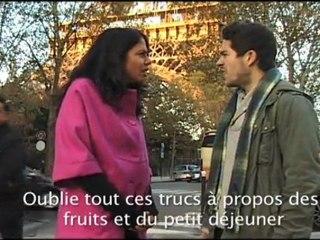 How to be romantic in Paris?