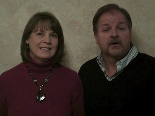 Bob & Nancy Kittridge Mentoring Testimonal