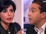 """Ambiance glaciale entre Rachida Dati et Patrick Cohen dans """"C a vous"""""""