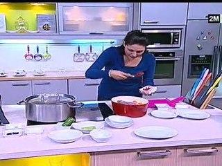 Choumicha - Soupe au Poisson, Tchicha et légume
