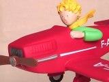 La Boutique du Petit Prince présente : l'avion-tirelire Le Petit Prince