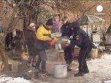 La ola de frio siberiano deja casi 200 muertos en Europa