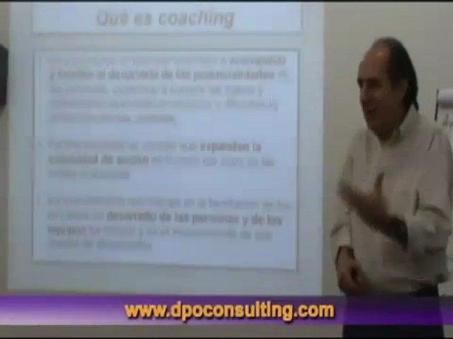 ¿Qué es COACHING? ( Certificación en Coaching Organizacional )