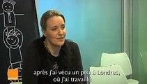 Delphine, responsable Animation et Pilotage Commercial chez Orange