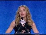 Madonna dedicates Super Bowl show to her dad