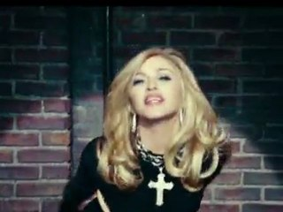 Madonna's Give Me All Your Luvin' video is released