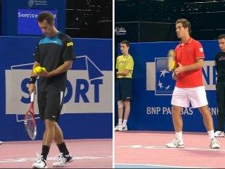 Gasquet vs Kohlschreiber / quart de finale