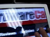Tablet Internet Browser Comparison Round Up & Review iPad 2 Blackberry Playbook ASUS Transformer