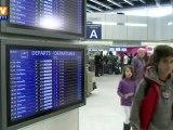 Le trafic aérien perturbé par une grève dès lundi et jusqu'à jeudi