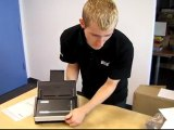 Fujitsu Scansnap S1500 Scanner & Personal Document Organizer Unboxing & First Look Linus Tech Tips