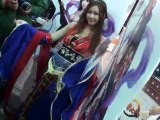 Taipei Game Show 2012 Booth Babes (and some gaming)