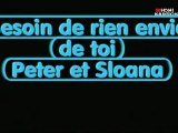 Peter et Sloane - Besoin de rien envie de toi - karaoke