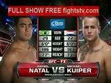 Rafael Natal vs. Michael Kuiper fight video