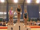 Championnat individuel de gymnastique des Yvelines 2012 à Vélizy.