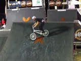 world first 720 double tailwhip - FISE Costa Rica