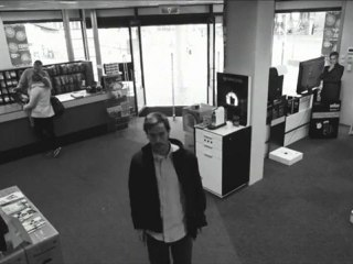voleur tele malin camera surveillance