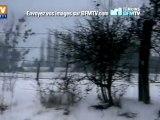 La France sous la neige par les témoins BFMTV