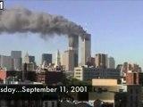 World Trade Center, Depuis Nos Appartements le 11 septembre 2001