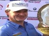 El escocés Paul Lawrie regresa a la elite mundial en Catar.