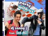 Dj Sanny J Feat. Ice Mc - Party With Us (Dani B & Dark Angel Remix)